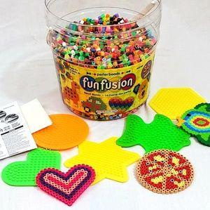 Fun Fusion Bead Craft Multi Color & 5 Shapes YG